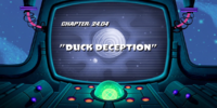 Duck Deception
