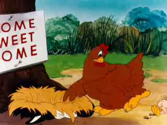 Merrie Melodies - Birdy and the Beast Restored
