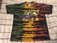 Vintage 1995 Looney Tunes T Shirt Size Large Bugs Bunny Taz Daffy Duck Coyote