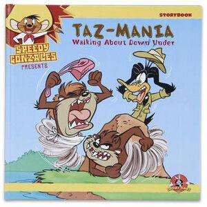Lt speedy taz-mania