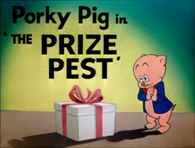 The Prize Pest