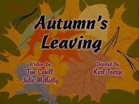 Lt satm autumns leaving