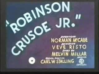 Robinson Crusoe Jr