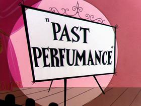 Past Perfumance-restored