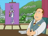Bugs Bunny name Family Guy