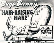 220px-Hare-Raising Hare Lobby Card