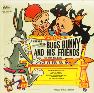 Lt bugs bunny and his friends album