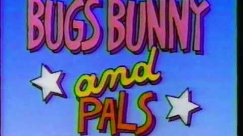 """Bugs Bunny and Pals"" TNT opening (partial)"