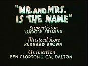 Mrs name