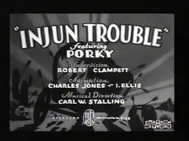 Injun Trouble (1938)