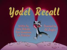 Yodel Recall