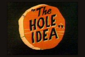 20 hole-idea