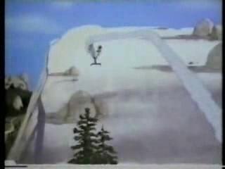 Road Runner Hershey's Commercial 1986