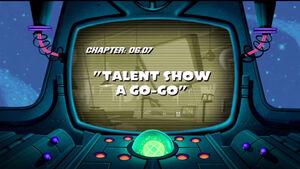Lt talent show a go-go