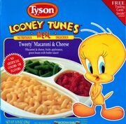 487px-Tweety Macaroni & Cheese
