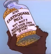 Earthquake Pills