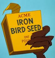 Iron Bird Seed