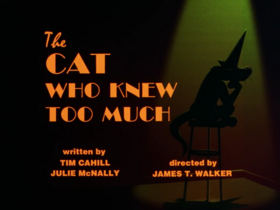 The Cat Who Knew Too Much