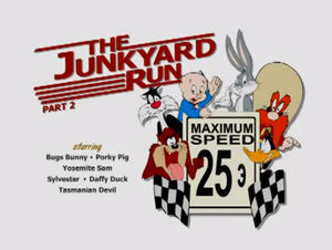 Lt the junkyard run part 2