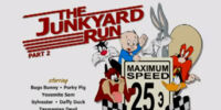 The Junkyard Run Part 2