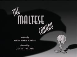 The Maltese Canary