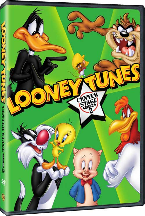 Looney Tunes Center Stage Volume 2 Looney Tunes Wiki