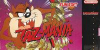Taz-Mania (SNES)