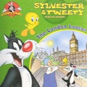 Lt book satm the london looter