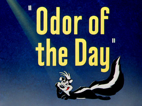 Odor of the Day-restored