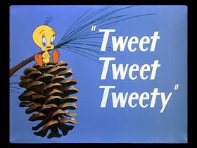 Tweet Tweet Tweety-restored