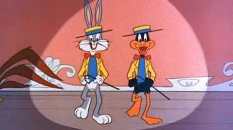 """Bugs Bunny Show"" - pre-titles, titles, bumper and 1960s credits"