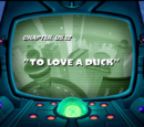 To Love a Duck