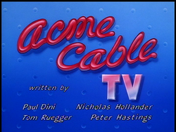 Acme Cable TV