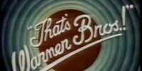 That's Warner Bros.!