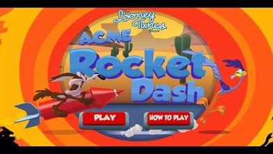 Acme Rocket Dash