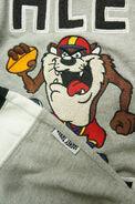 Vintage Warner Bross Studio Taz Tasmanian Devil Sweater Shirt