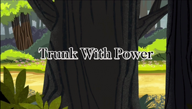 Trunk with Power