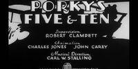 Porky's Five & Ten