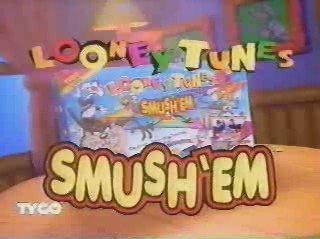 Looney Tunes Smush 'Em Ad (1994)-0