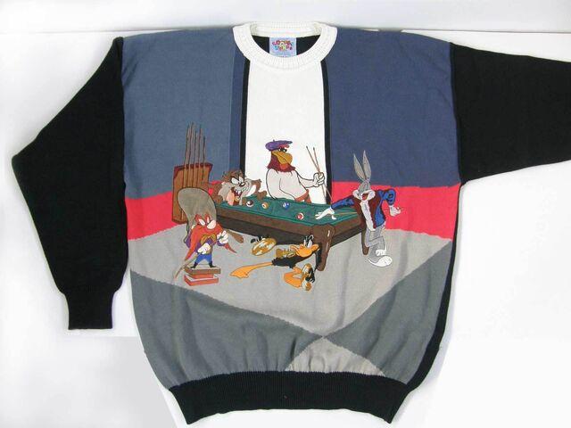 File:Men's Limited Looney Tunes Sweater Pool.jpg