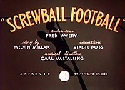 Screwball football