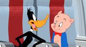Daffy & Porky - The Black Widow