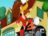 Tina motorcycle