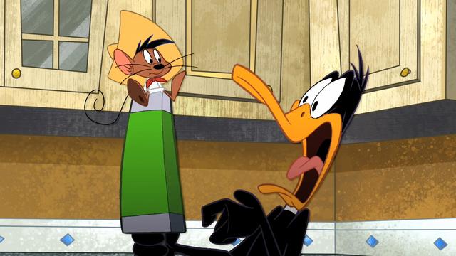 File:Speedy Sitting on Daffy's Vac.png