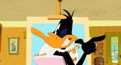 Daffy Duck - Mrs Porkbunny's