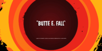 Butte E. Fall