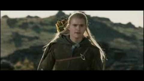 Taking the hobbits to isengard