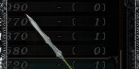 Twin Blade List