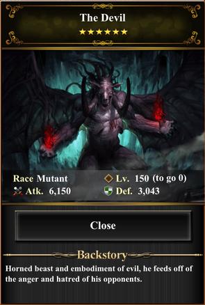 The Devil-max