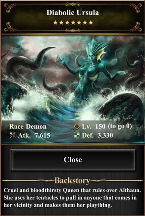 Diabolic Ursula